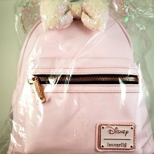 Loungefly Disney Minnie Mouse Mini Backpack